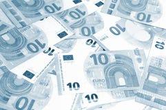 Euro background Royalty Free Stock Image
