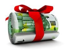 Euro banca notes4 Immagine Stock