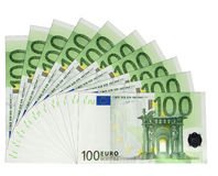 Euro banconote royalty illustrazione gratis