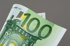 Euro bank notes. European currency money, euro bank notes, financial concept Stock Photos