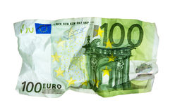 Euro banknote Stock Image