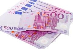 500 Euro banknote Stock Photo