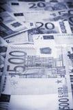 Euro banknotes Royalty Free Stock Photo