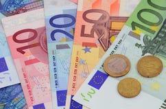 EURO Royalty Free Stock Photos