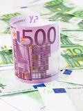 Euro banknotes Royalty Free Stock Photos