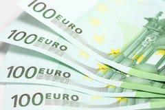 Euro. Bargeld. Stockbilder