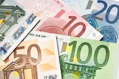 Euro billets de banque