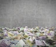 20 euro billets de banque Photo stock