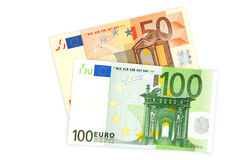 Free Euro Bills Royalty Free Stock Photo - 5152225