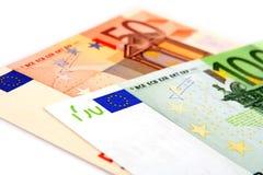 Free Euro Bills Royalty Free Stock Image - 5152256