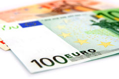 Free Euro Bills Stock Photography - 5152262