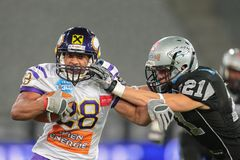 Euro Bowl XXVII Royalty Free Stock Photography