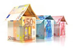 Euro Camere Immagini Stock Libere da Diritti