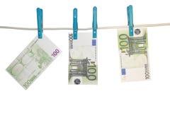 Euro captured Stock Photos