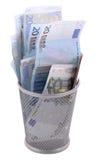 Euro casa Immagine Stock Libera da Diritti