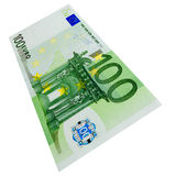 Euro. Cashing, exchange, sale and purchase of euro Royalty Free Stock Photos