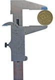 Euro cent Stock Afbeelding