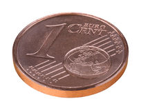 Euro cent Stock Photos