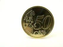 Euro cent Royalty-vrije Stock Afbeelding
