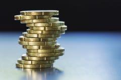 Euro cent Photos stock