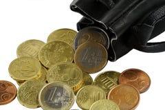 Euro (centesimo) Fotografia Stock Libera da Diritti