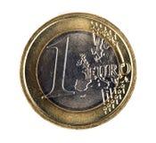 Euro coin Stock Image