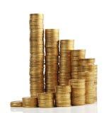 Euro coin Stock Photo