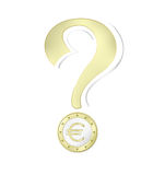 Euro coin - money Stock Photo