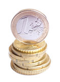 Euro coins. Stock Photography