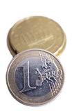 Euro coins. Stock Photos