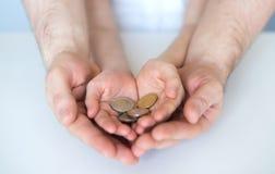 Euro coins. Stock Photography