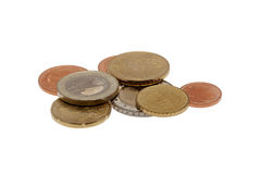 Euro coins set of germany Royalty Free Stock Photography