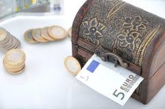 Euro concept Stock Image