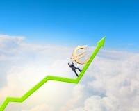 Euro concetto Immagine Stock