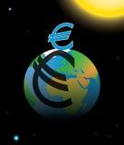 Euro- crise Fotos de Stock Royalty Free