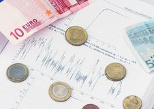 Euro crisis Stock Photos