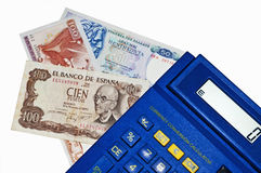 Euro-crisis Royalty Free Stock Photos