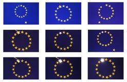 EURO Crisis Stock Photos