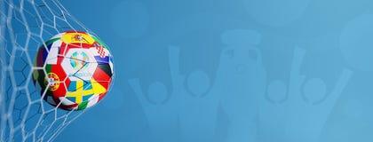 Free EURO CUP 2020 Stock Photos - 220898123
