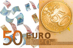 Euro curency Royalty Free Stock Photo