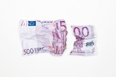 Euro currency Stock Image