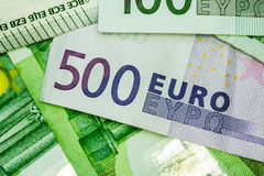 Euro currency, Money for Europe Royalty Free Stock Photo