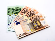 Euro currency, Money Royalty Free Stock Photo