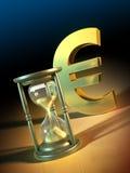 euro czas Obraz Stock