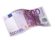 Euro- dólar Fotografia de Stock