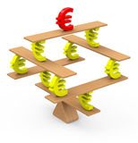 The euro Stock Image