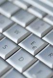 Euro de clavier Photos libres de droits