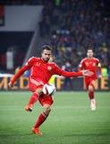 EURO de l'UEFA 2016 jeux de qualification Ukraine v Espagne Photo libre de droits