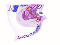 Euro di Monay fotografia stock libera da diritti