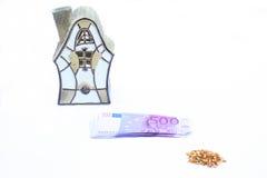 euro dom Obraz Royalty Free